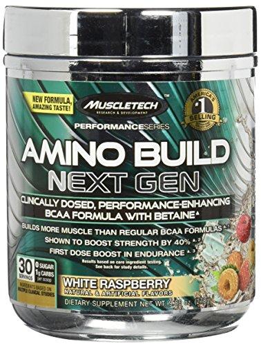 Amino Build Next Gen 30serv. wh.rasp. - MT